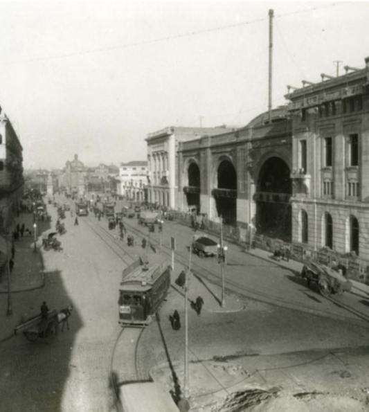 CALLE DE LA ESTACIO 1929
