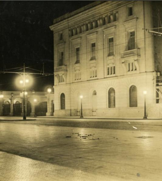 ESTACIO FACHADA 1928